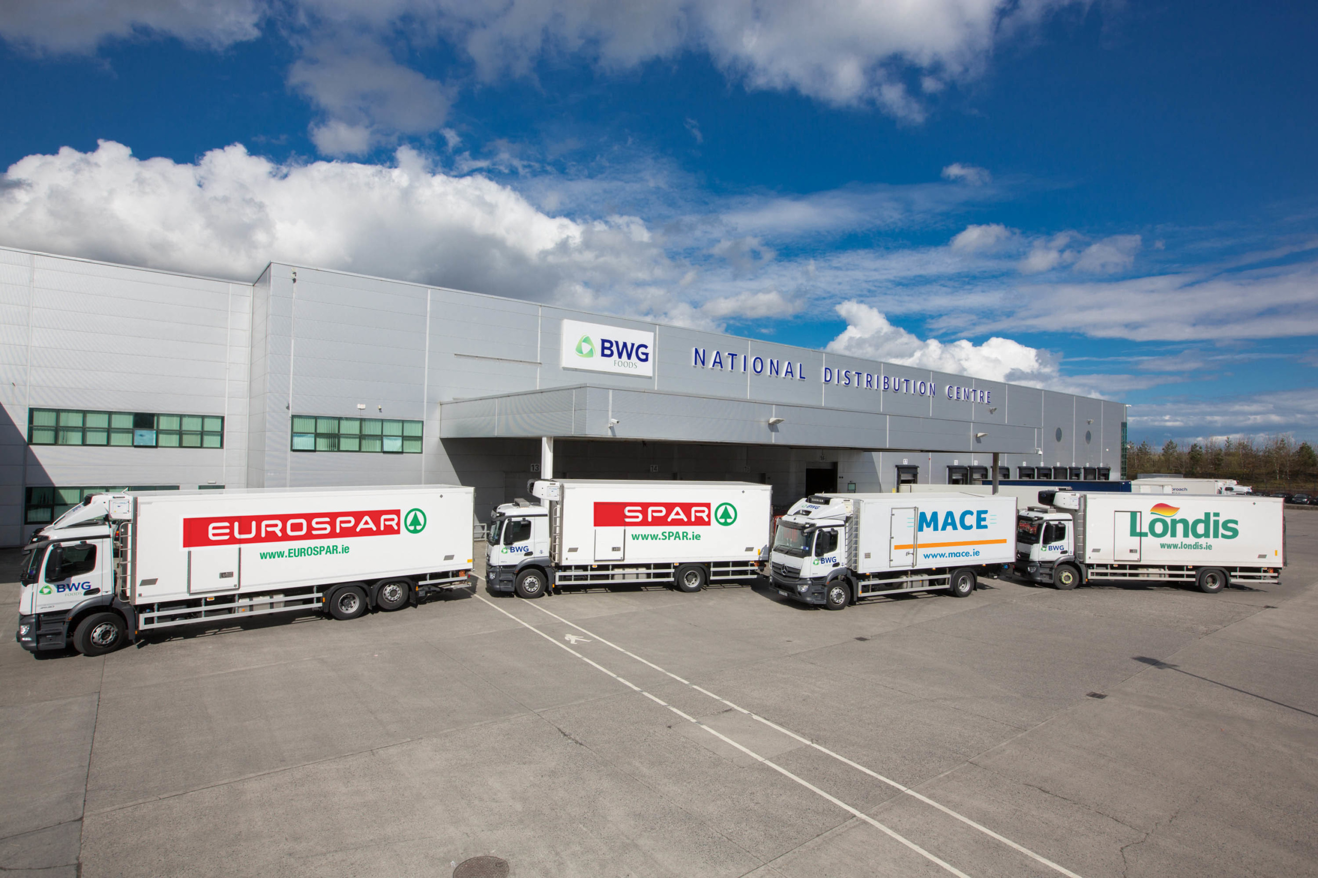BWG Distribution Centre
