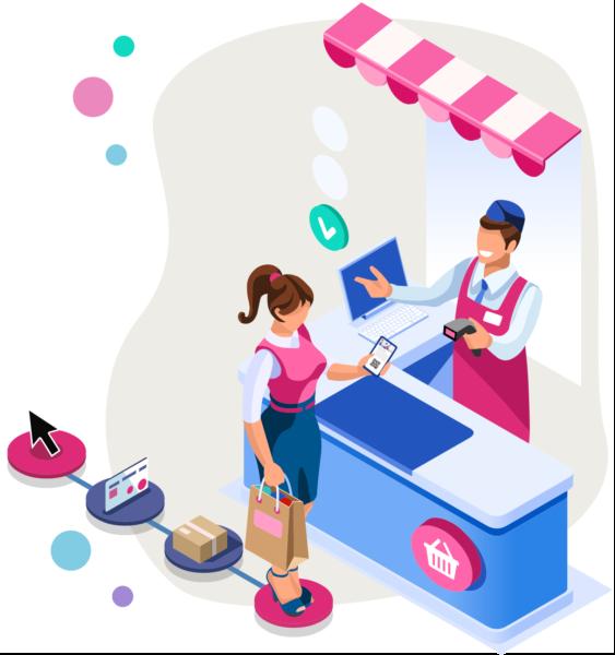 drop2shop - customer paid returns