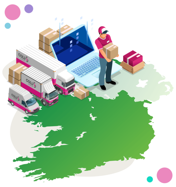 COLL-8 Freight Forwarding Services