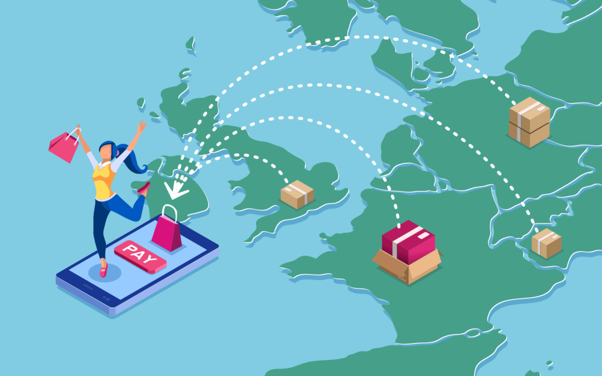 Irish E-commerce appetite continues to grow
